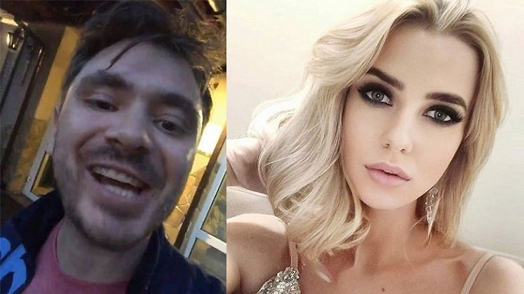 """Faustyna, tajemnicza """"dziewczyna"""" Daniela Martyniuka, wraca na Instagram"""