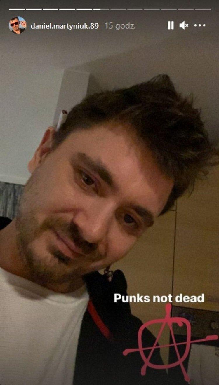 Daniel Martyniuk wyjechał z Polski