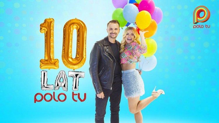 10 lat Polo TV. Edyta Folwarska w nowym programie