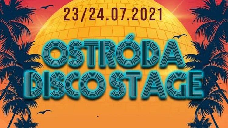 Ostróda Disco Stage zamiast Festiwalu Muzyki Tanecznej